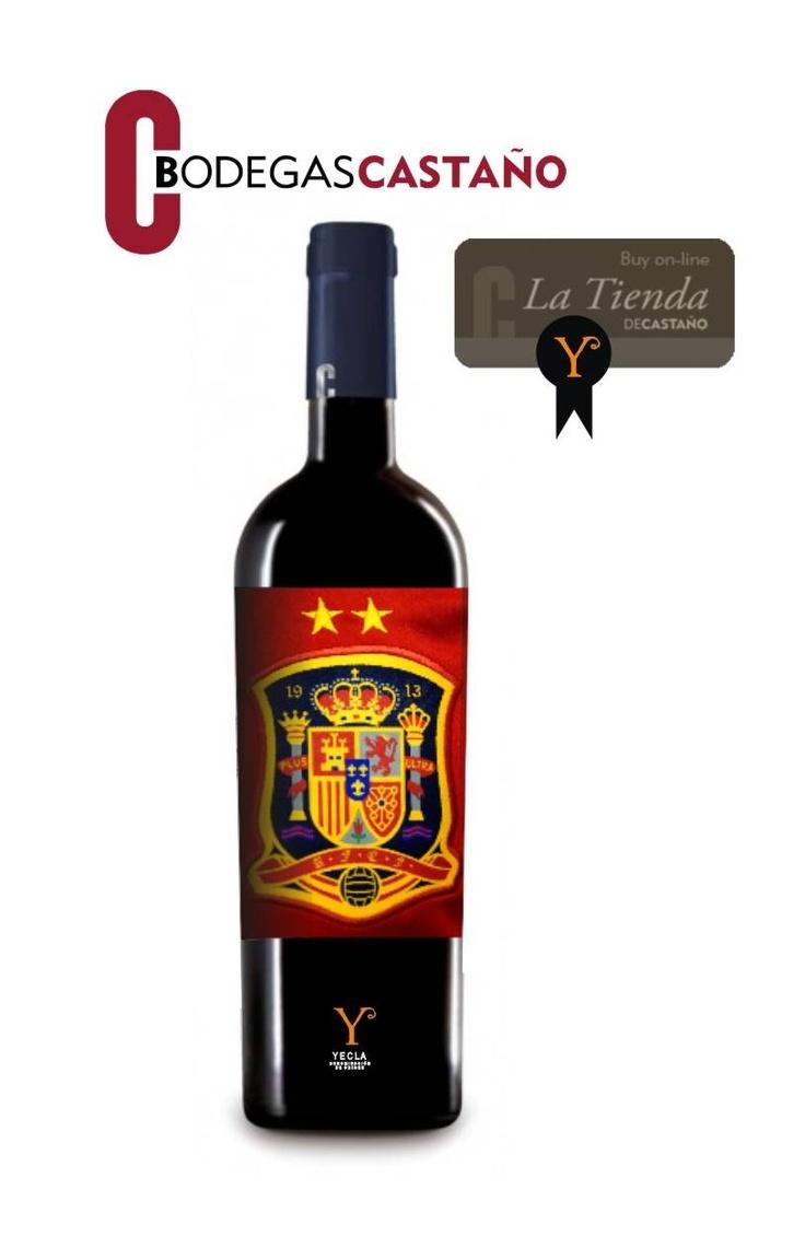 ¿Qué es rojo y en botella? Bodegas Castaño con la Roja ultimas noticias en bodegas castano