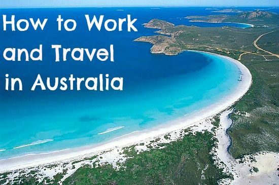 How to have a working holiday in Australia - visit the blog!