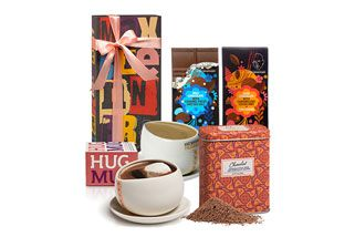 Max Brenner Hot Chocolate Indulgence Hamper, Australia Wide | RedBalloon