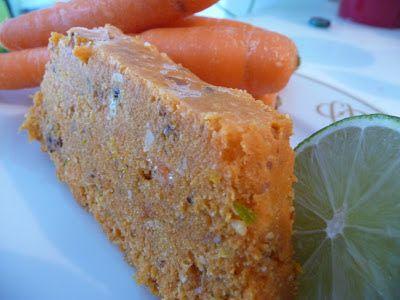 Suivez la recette pas à pas avec moi : https://www.youtube.com/watch?v=Fh6GlQ75YHw Pour réaliser ce gâteau-bûche vous aurez besoin de : – 1kg de carottes lavées, épluchées – environ 10 dattes – 1 noix de gingembre – les graines d'1/2 gousse de vanille – cannelle – zeste d'orange et de citron vert – 2cs lait de coco...