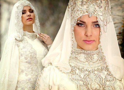 Osmanlı Tesettür Gelinlik Modelleri - http://www.tesettur.gen.tr/tesettur-giyim/1482-osmanli-tesettur-gelinlik-modelleri.html