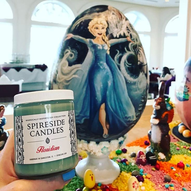 Have you seen the Easter Eggs at the Grand Floridian? Absolutely incredible!!  Floridian smells just like the fresh clover and clean aloe of the resort!       #spireside #spiresidecandles #grandfloridian #disneyresorts #disney #disnerd #disneypic #disneyland #disneyworld #wdwbde #wdw #disneyphoto #disneyphotography #disneyside #disneyblogger #thehappiestplaceonearth #happiestplaceonearth #wherethemagichappens #disneymagic #disneyparks #frozen #easter #disneyig #igers_wdw #iger  #disneygram…