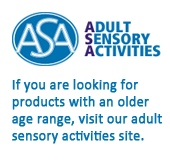 Toys, sensory, etc online store for items that are wonderful for individuals with special needs
