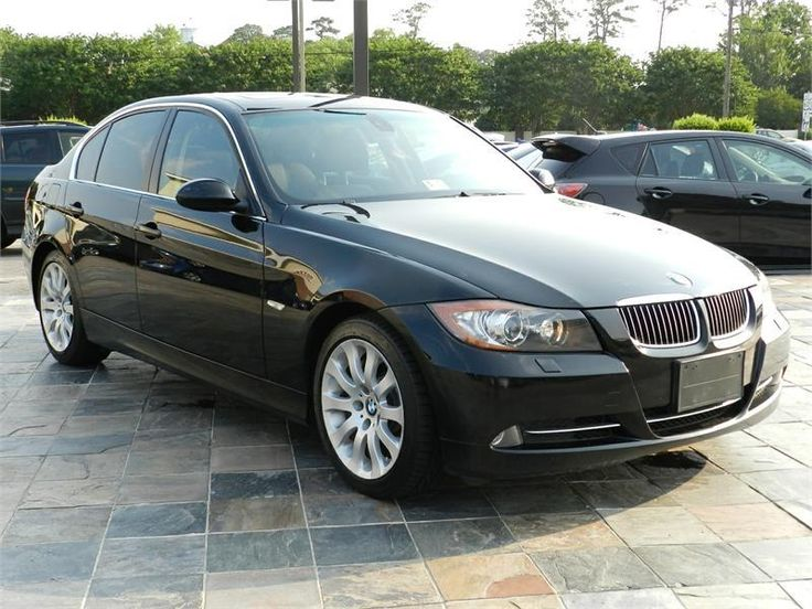 2008 BMW 335I 85923 miles, Black exterior color with a