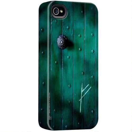 The Hobbit: An Unexpected Journey Bilbo Baggins Door iPhone Case.