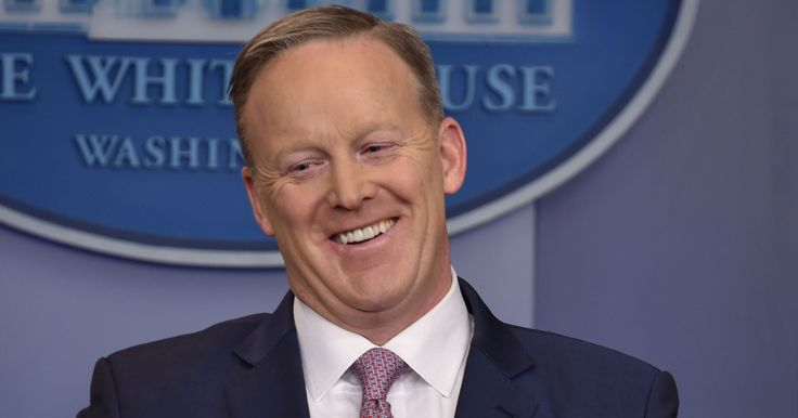 """""""Someone who is [as] despicable as Hitler didn't even sink to using chemical weapons.""""  To make matters worse, the press secretary later referred to concentration camps as """"Holocaust centers"""" Sean Spicer, Trump Press Sec'y"""
