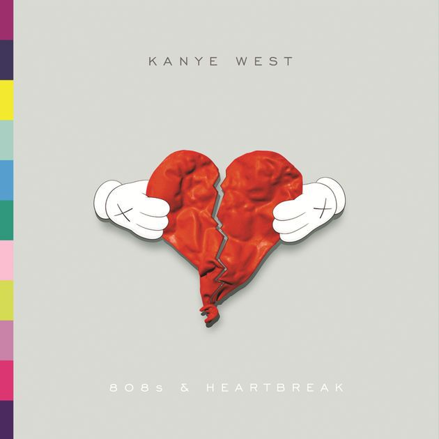 808s & Heartbreak (Exclusive Edition) by Kanye West on Apple Music