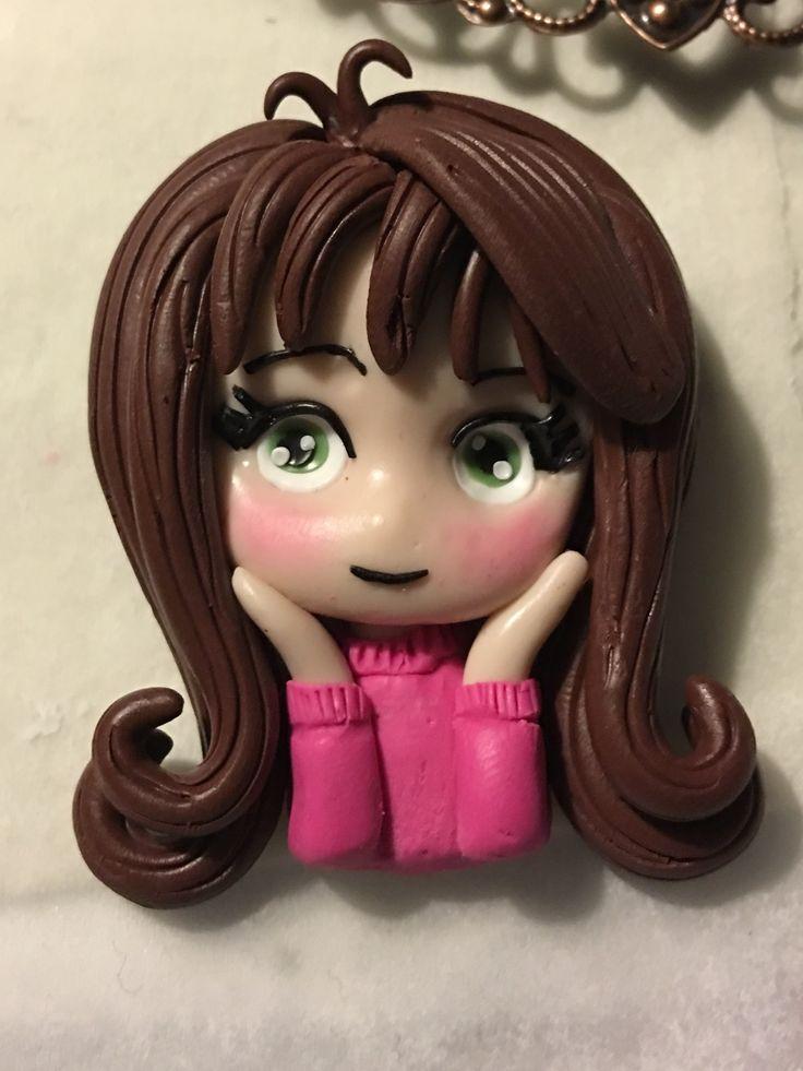 Fimo dolls arcilla polimerica clay chibi