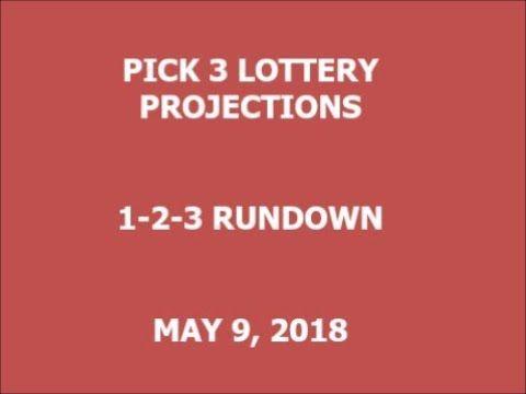 YouTube   LOTTERY   Pick 3 lottery, Pick 3, Daily 3