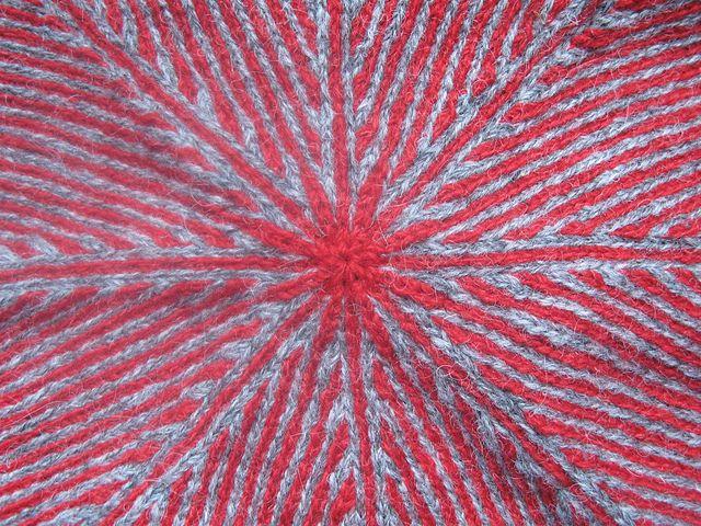 Ravelry: CarlaM's Kerstin Twined Knitting Baret