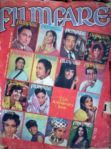 1977 Filmfare cover