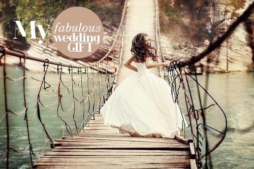 ¿Te casas? No te pierdas MY FABULOUS WEDDING GIFT nuestra acción especial con REGALOS para novias y DESCUENTOS para invitadas. http://24fab.wordpress.com/2013/03/12/my-fabulous-wedding-gift/