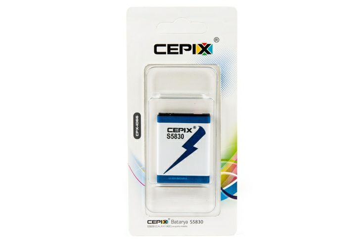 Cepix Samsung Galaxy Ace S-5830 Batarya