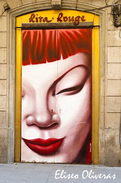 Rita Rouge, restaurant, Barcelona