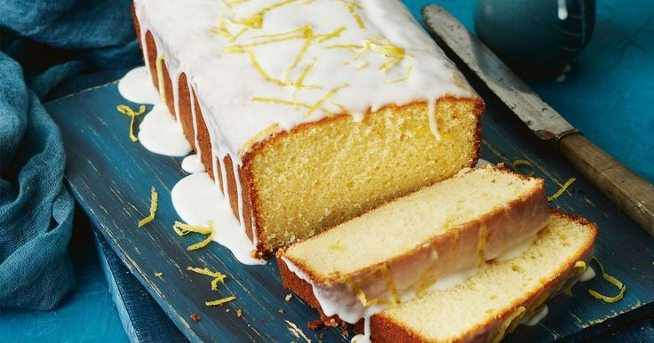 This gorgeous lemon loaf has a matching yoghurt drizzle, making it impossible to stop after one slice.
