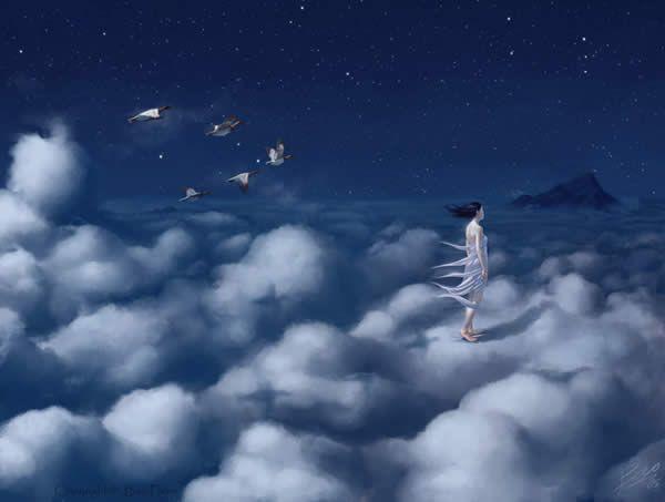 """Tratto da: """"Gleanings, 17:1-6 – The Kolbrin Bible"""" a cura di Alessandra Ricci """"Sono colei che dorme, risvegliata dal torpore. Sono il seme della Vita Eterna. Sono la perpetua speranza dell'uomo. Sono il bagliore dello Spirito Divino. Io sono l'Anima"""". Esisto dagli albori del tempo e sar"""