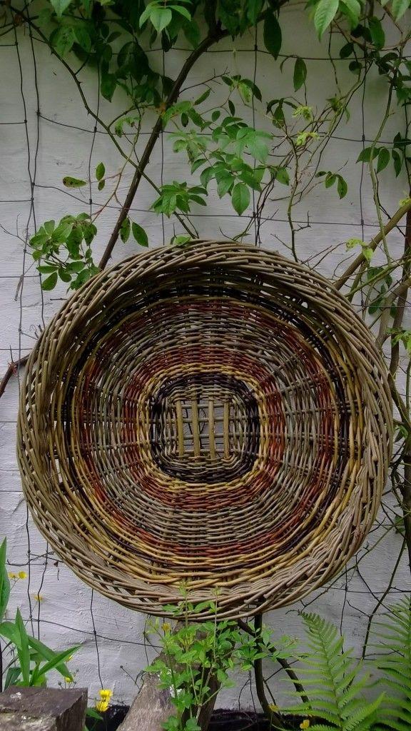 traditional Irish basket skib, cisean