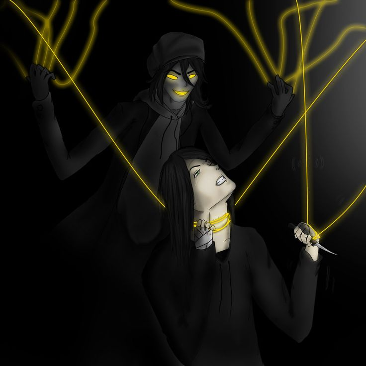 Nathan and The Puppeteer by IvyDarkRose on DeviantArt