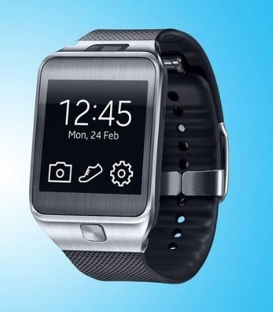 The Samsung Gear 2.