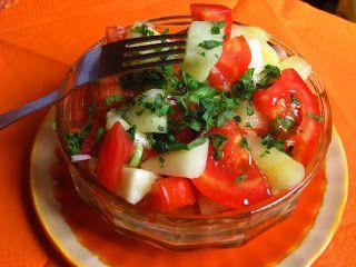 Székely Konyha: Sárgadinnye-saláta