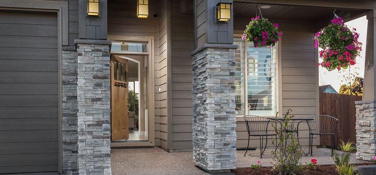 Home Exterior Entrance Echo Ridge Pro Fit Alpine