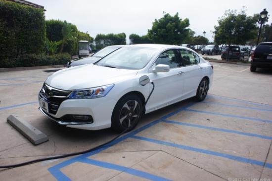 Honda Accord Hybrid Plug-in