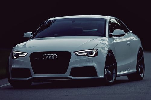 Audi RS5  I will own this car someday
