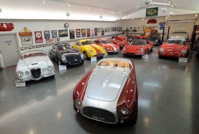 23 best sweet garages images on pinterest dream garage for Credit garage auto