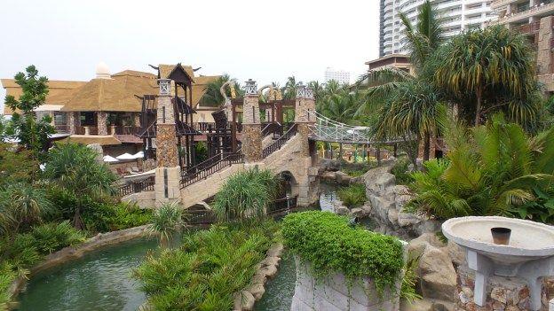 Hotel Review of the Centara Grand Mirage Beach Resort Pattaya, Thailand by Wilson Travel Blog