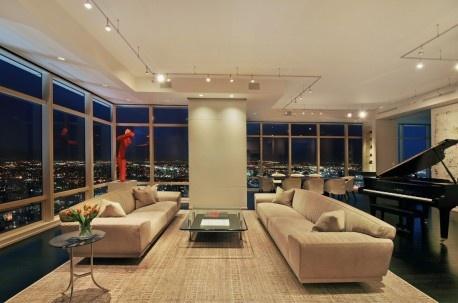 Merveilleux Manhattan Apartment Luxury