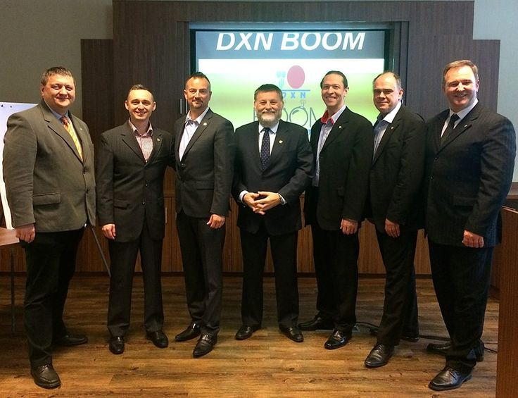 DXN BOOM meeting in Pécs 2015-02-07.
