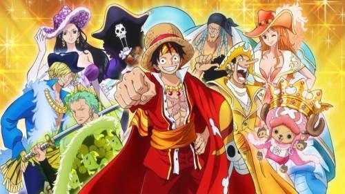 One Piece Film Collection è un cofanetto con al suo interno ben 13 film e