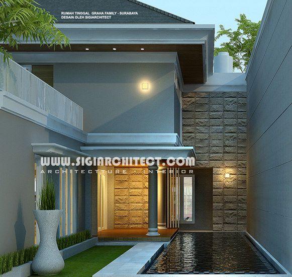 desain-rumah-modern-klasik-mediteran-kolam-renang-2