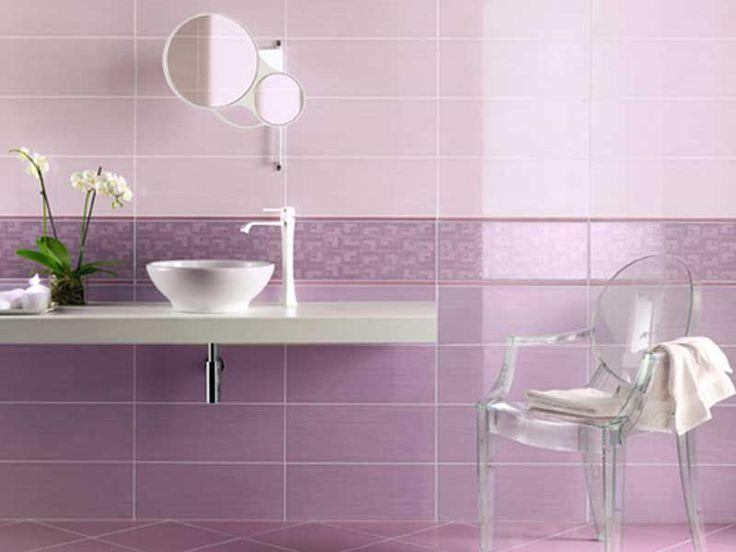 Vediamo come colorare le pareti di un bagno piccolo