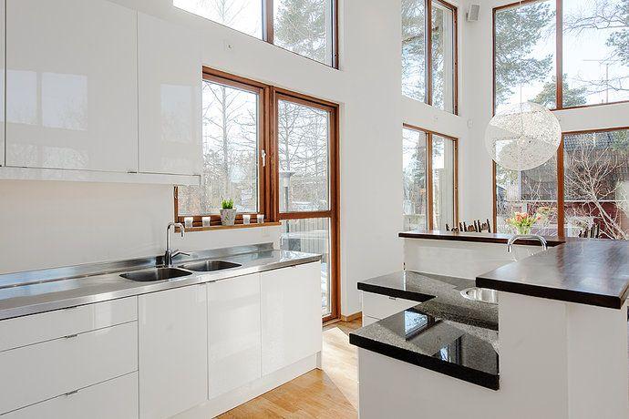 Fina fönster Kök/matplats   Inredning - Blandat fint   Pinterest ...