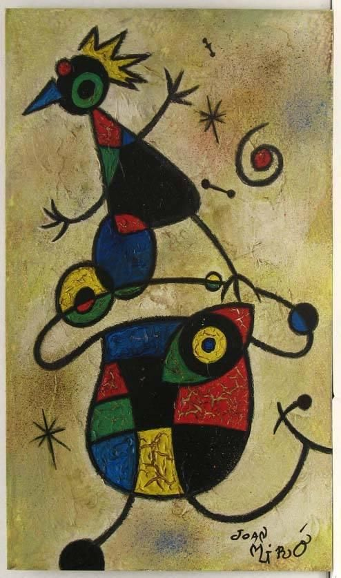 Joan Miró                                                                                                                                                                                 Mais