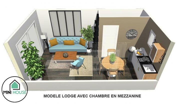 9 best STUDIO DE JARDIN modéle LODGE images on Pinterest Aix en