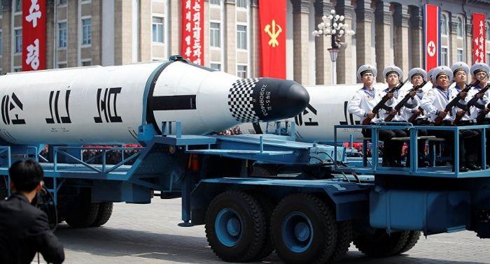 Coreia do Norte pode produzir bomba nuclear a cada seis semanas diz EUA