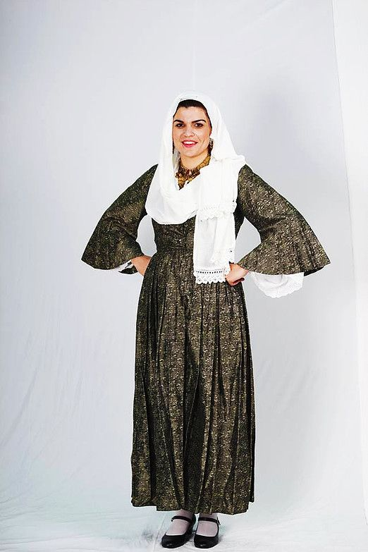 Samos winter dress