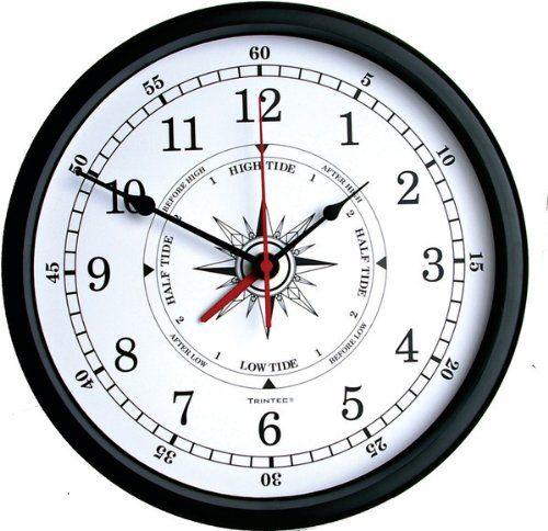 7 Best Nautical Tide Clocks Images On Pinterest Nautical