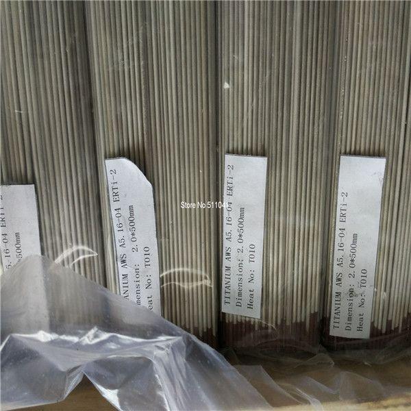 Gr2 Titanium Tig Welding Wire Titanium Aws A5 16 Erti 2 Weld Wire Dia 2 0mm Length 500mm 1kg Free Shipping Paypal Is Available Welding Wire Tig Welding Weld