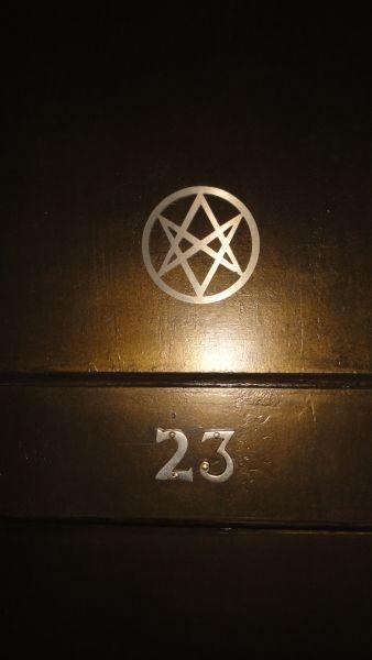 Men Of Letters Room 23  Supernatural Dorm Photo