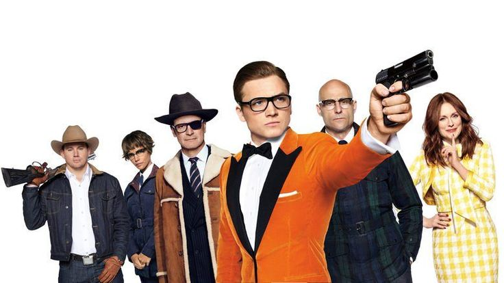 Watch Kingsman: The Golden Circle for free HD 1080p