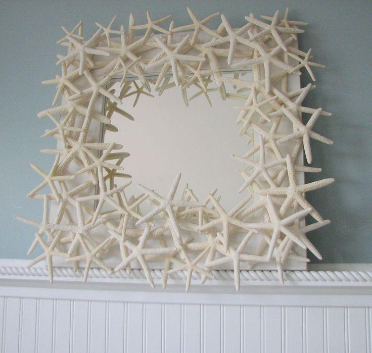 25 Best Ideas About Starfish Mirror On Pinterest Beach Style Bathroom Scales Beach House