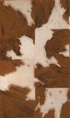 Fräck tapet med mönster av kohud från kollektionen Fashion 473902. Klicka för att se fler inspirerande tapeter för ditt hem!