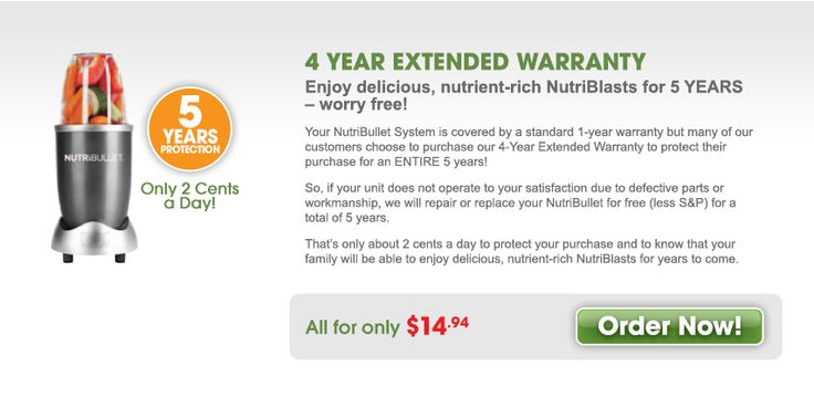 NutriBullet - Accessories