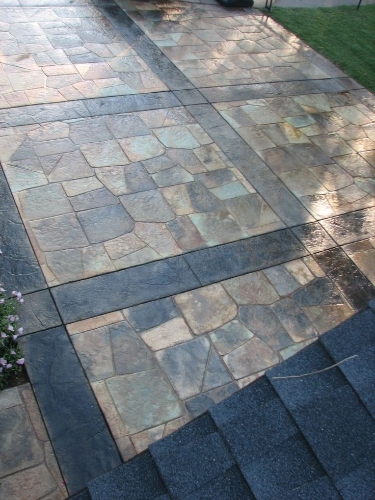 Decorative Pavers For Patios : Best images about patio pavers design on pinterest
