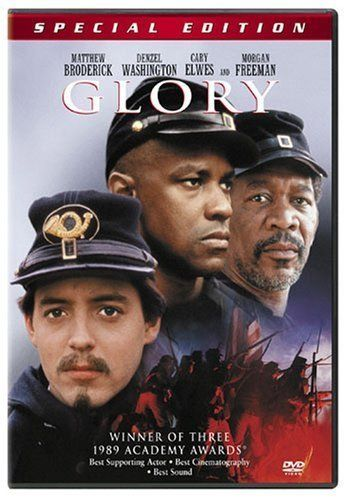 Glory (1989) Poster