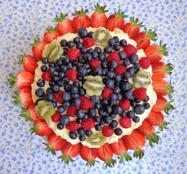 Cheesecake-semifreddo z ricotty (Cheesecake-semifreddo di ricotta)