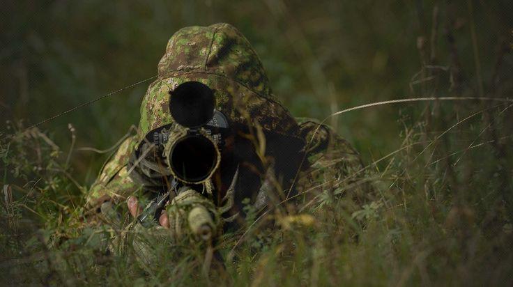 The UF PRO® Silent Warrior Sniper Suit in PenCott GreenZone